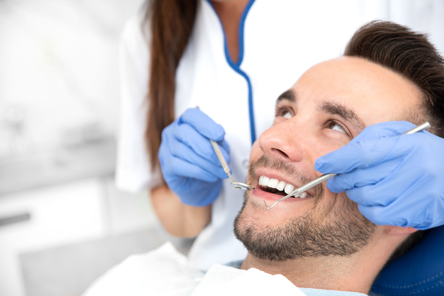 dental exam in Westport & Norwalk